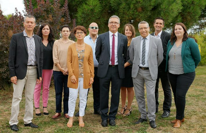 Conseil de direction du Lycée Jean-Paul II à Saint-Grégoire
